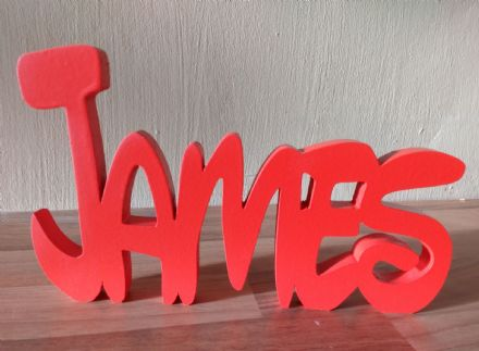 Childrens Name Plaques